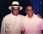 Carl Stewart and Freddie Hubbard